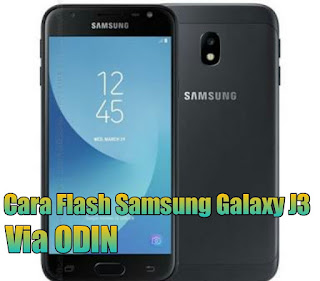 Flash samsung j3