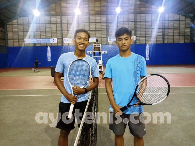 Sulthan Maju ke Putaran 2 Kejurnas Tenis New Armada Cup XXIV