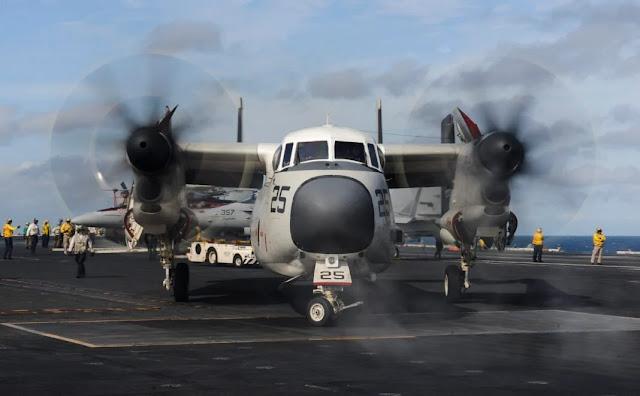 C-2A aircraft