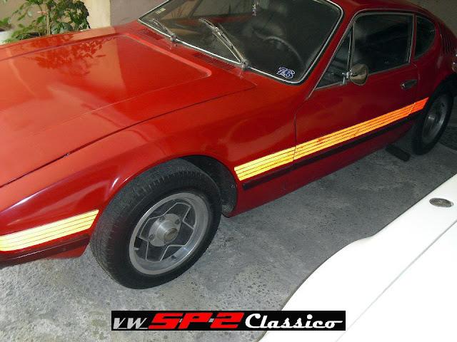 Volkswagen SP2 - 1976