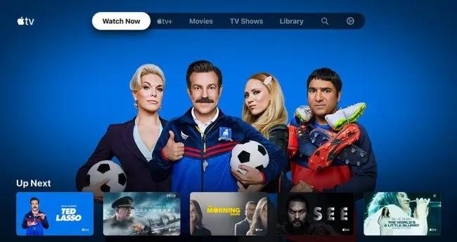 La aplicación Apple TV llega a los televisores Android TV y Philips