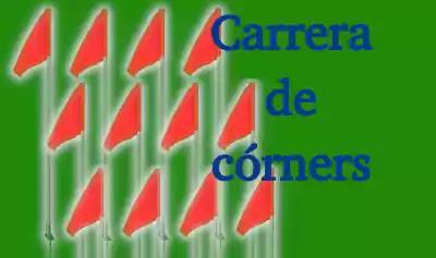 banderines de corner