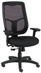 Adjustable Mesh Back Apollo Series Chair by Eurotech Seating