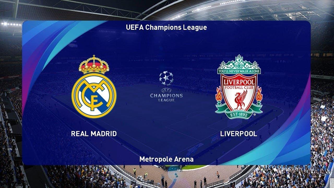 مشاهدة مباراة ليفربول وريال مدريد بث مباشر