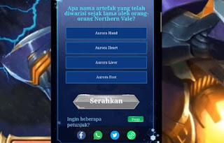 Kunci Jawaban Kuis Mobile Legends 2020