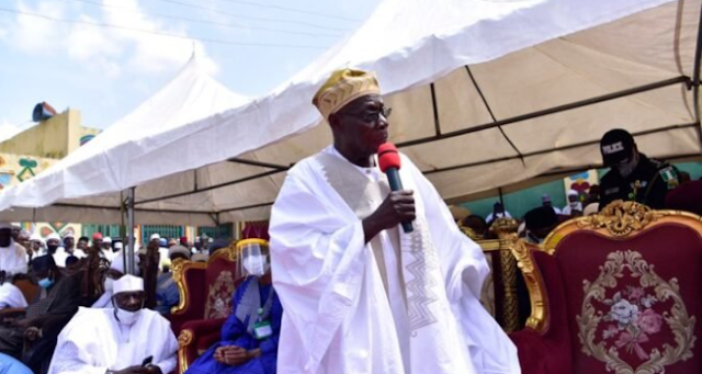 How the late Emir of Zazzau helped me when there was alone - Obasanjo