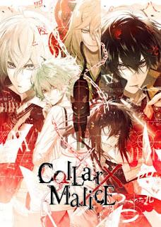تقرير أنمي كولار x ماليس Collar x Malice