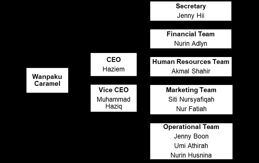 Management team- Business report example for students-business report sample for students