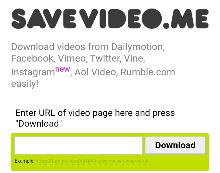 Cara mudah download video di twitter tanpa aplikasi