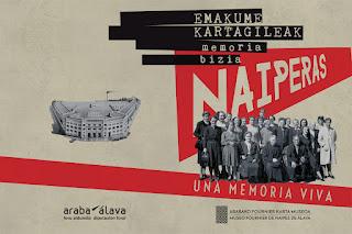 Mujeres productoras de juegos de cartas: un recuerdo vivo. Museo Fournier de Naipes de Álava. Vitoria.