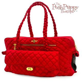 PORSHA CARRIER - RED