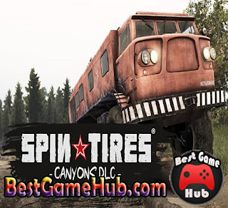 Spintires Canyons Compressed PC Game Download