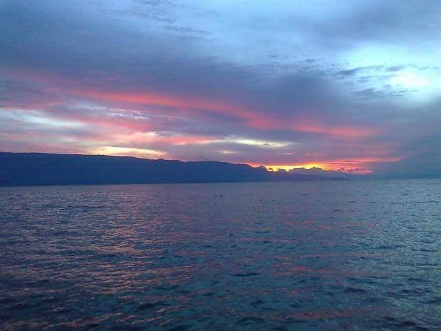 Sunset Bukit Senyum Motung