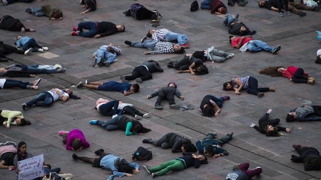 México conmemora el 50 aniversario de la matanza de Tlatelolco