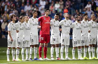 Real Madrid manager Zidane announce squad to face Eibar