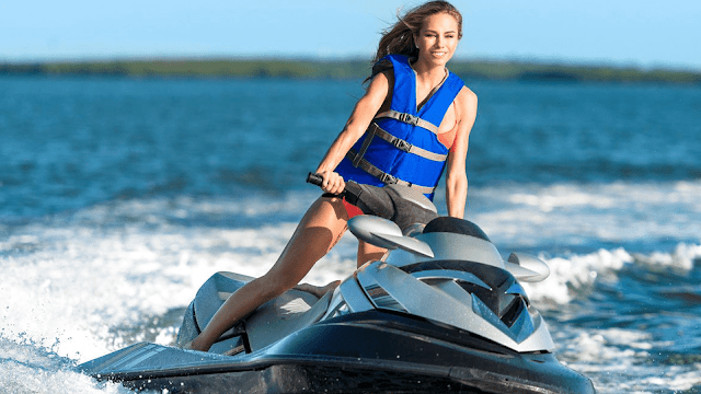 Can a 13 year old drive a jet ski?