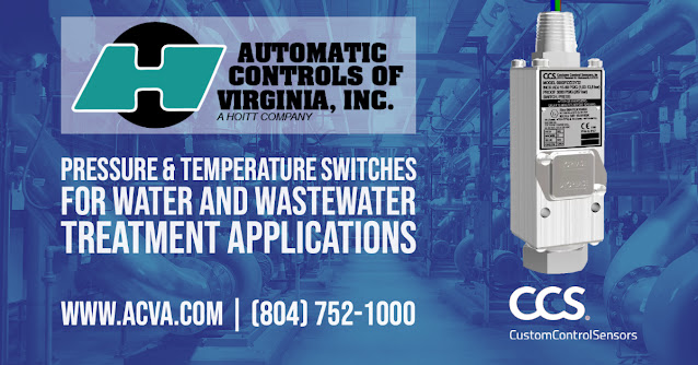 Switches for Water and Wastewater Treatment