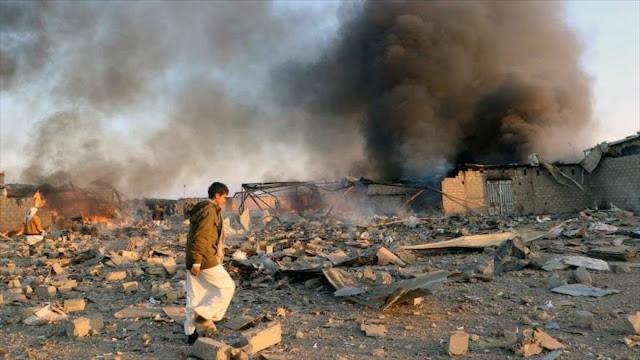 Amnistía denuncia entrega de armas occidentales a milicias en Yemen