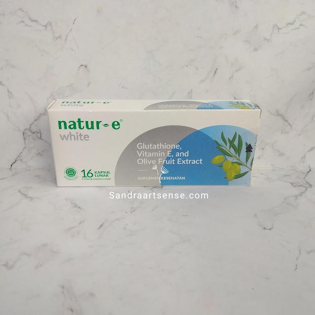 Vitamin e Natur-e White