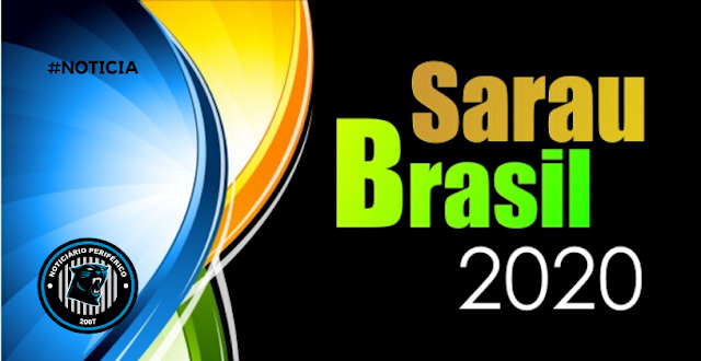 Sarau Brasil 2020 | Concurso Nacional Novos Poetas