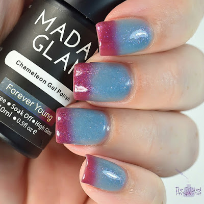 madam glam forever young swatch