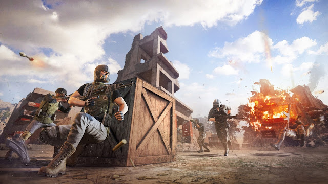 PUBG Season 6 brings Karakin- a new high tension map