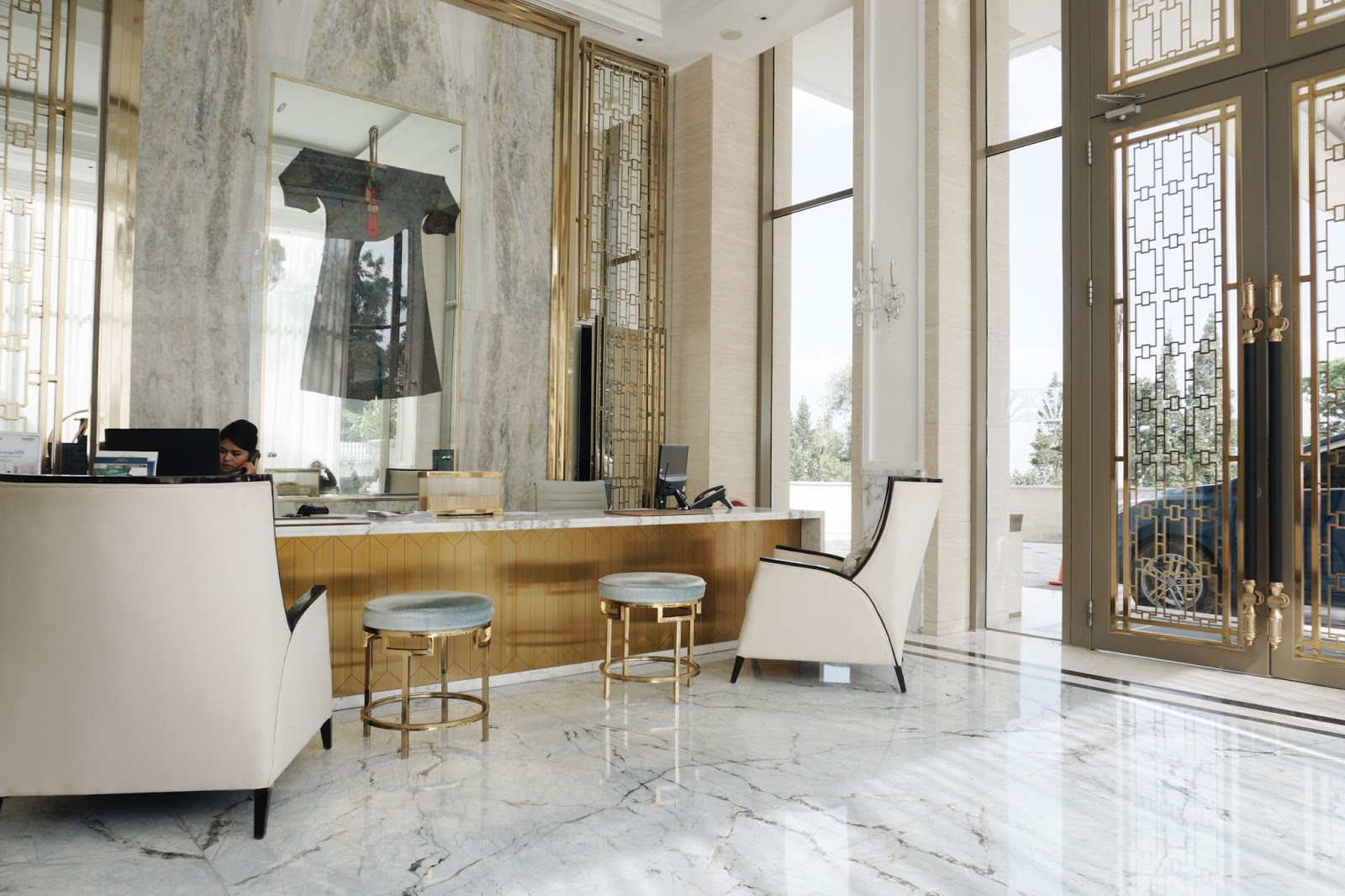 Art Deco Luxury Hotel Bandung
