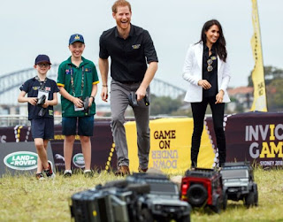 Duke and Duchess of Sussex both scheduled to attend The Hague Invictus Games 2020