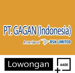 Lowongan Kerja PT Gagan Indonesia