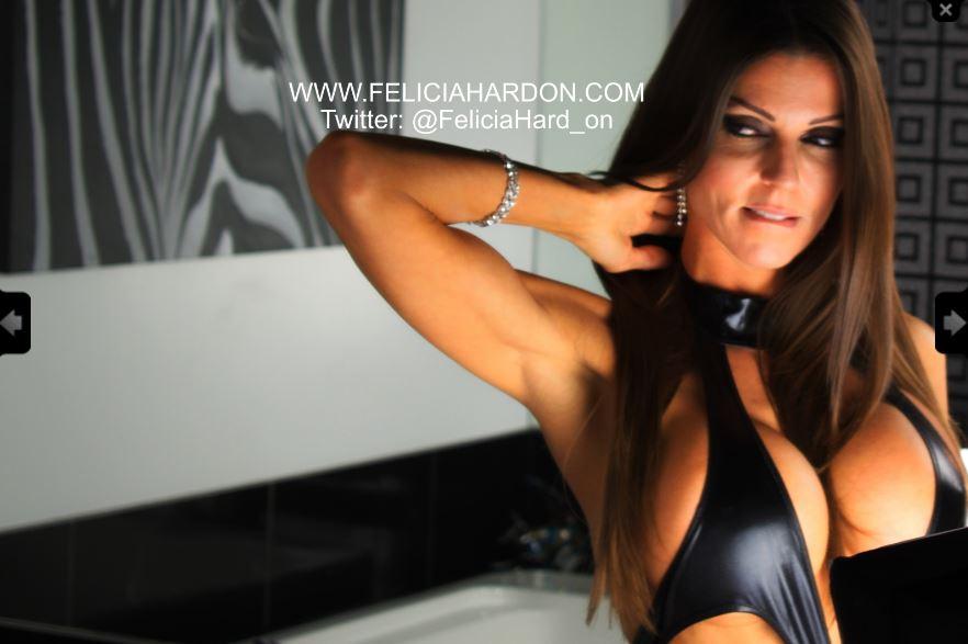 Felicia Hardon Model Skype