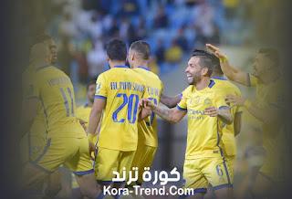 مشاهدة مباراة التعاون ضد النصر بث مباشر