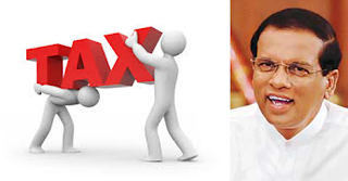 Will take actions to revice taxes Because of the price hike of imperative consumer goods