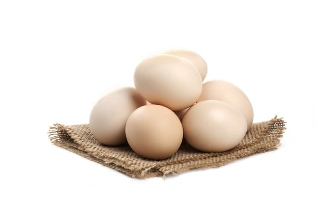 Benefits of eggs for men and women