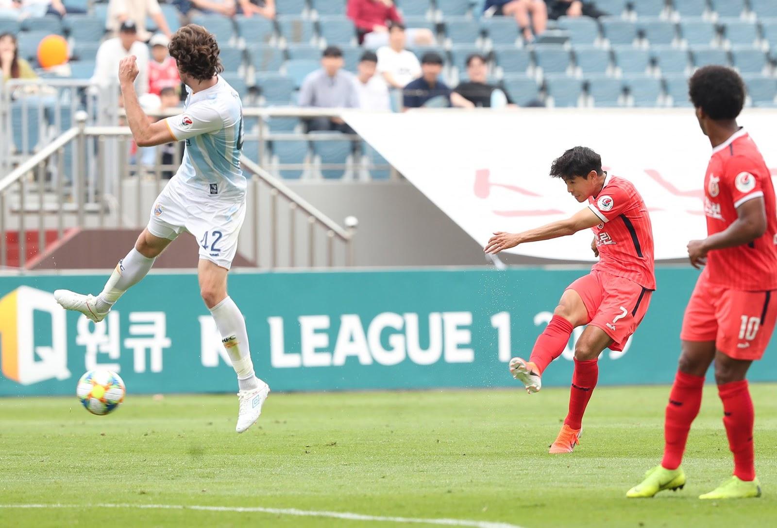 Kwon Soon-hyung vs Ulsan Hyundai 06.01.19