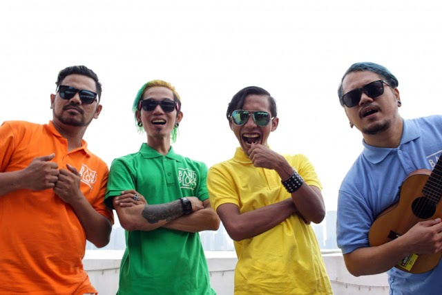 "Ganti Nama Band, Block-S rilis single ""Goyang Gober"" versi Ska Dangdut"