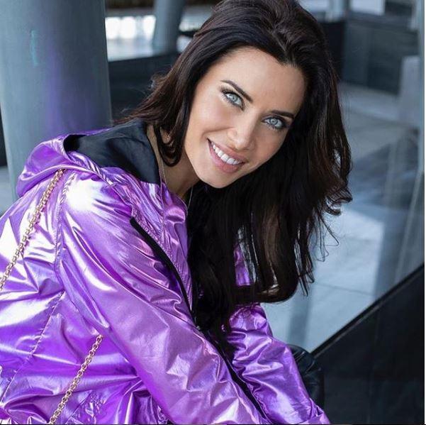 Pilar Rubio hermosa española