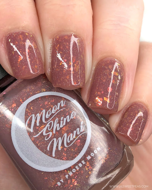 Moon Shine Mani And Then There were None