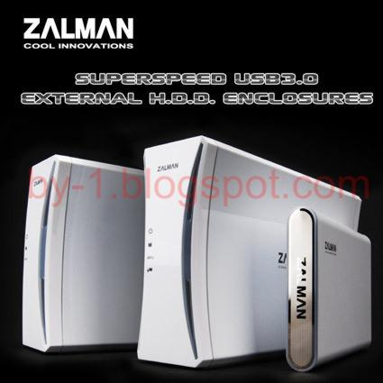 Zalman HDD eksternal