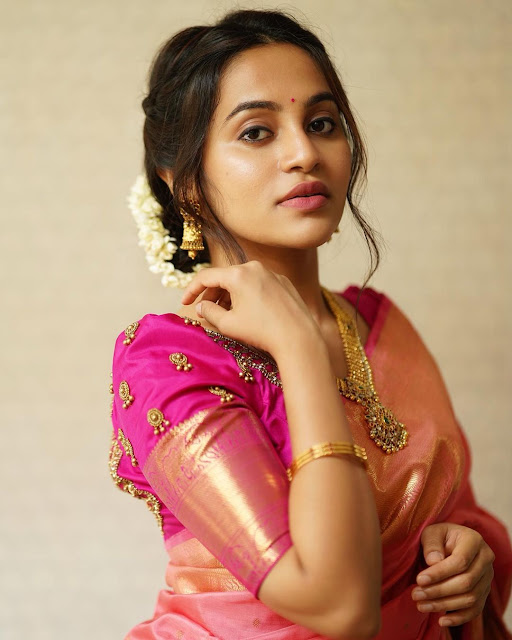 Bhavani Sree (Indian Actress) Wiki, Biography, Age, Height, Family, Career, Awards, and Many More