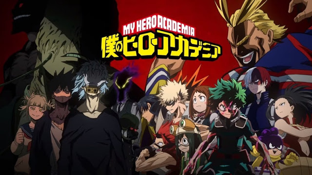 Boku no Hero Academia 3rd Season BD Batch Episode 1 – 25 Subtitle Indonesia [x265]