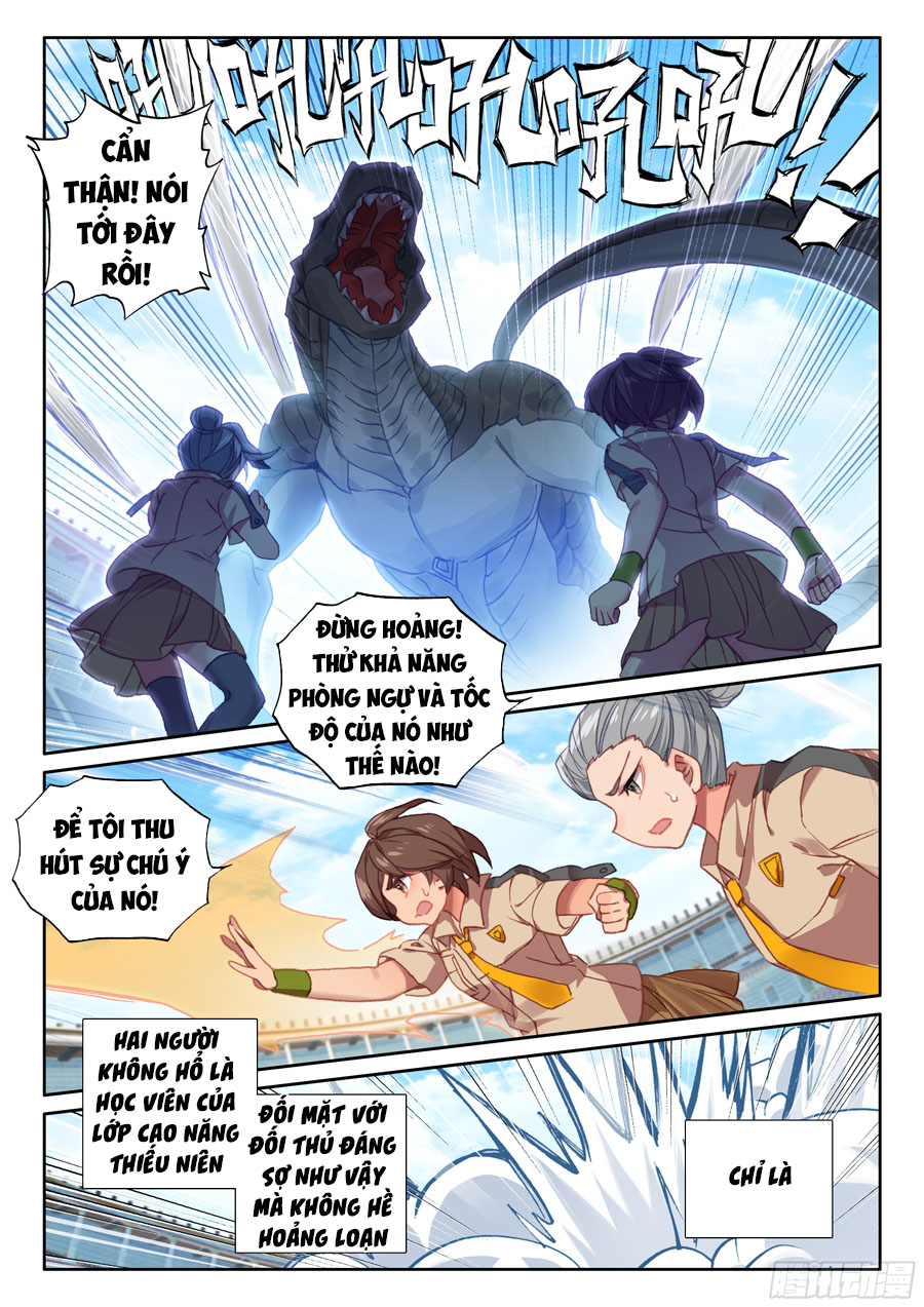 Chung Cực Đấu La Chapter 65 video - truyenmh.com