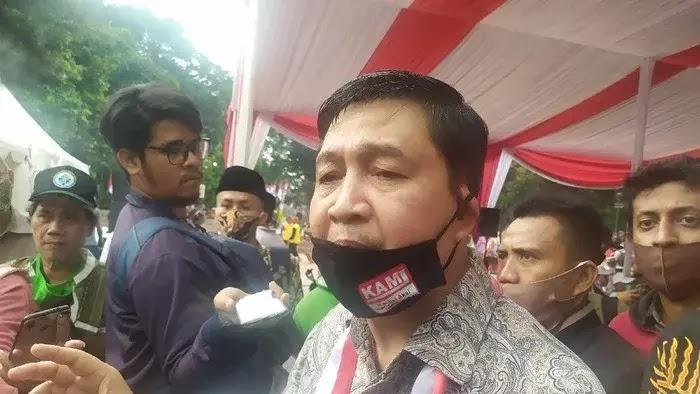 Hairi Amri Ditangkap, KAMI Ngaku Tak Mungkin Demo Anarkis