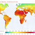 Global solar irradiation: How the potential for solar energy varies across the world?
