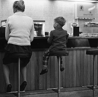 soda fountain, 50s