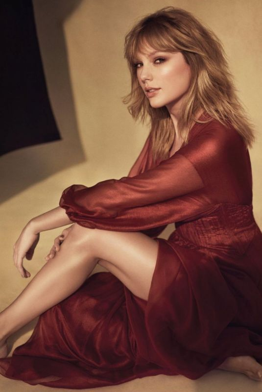 Taylor Swift Featured for People Magazine -  The Beautiful Issue April 2020