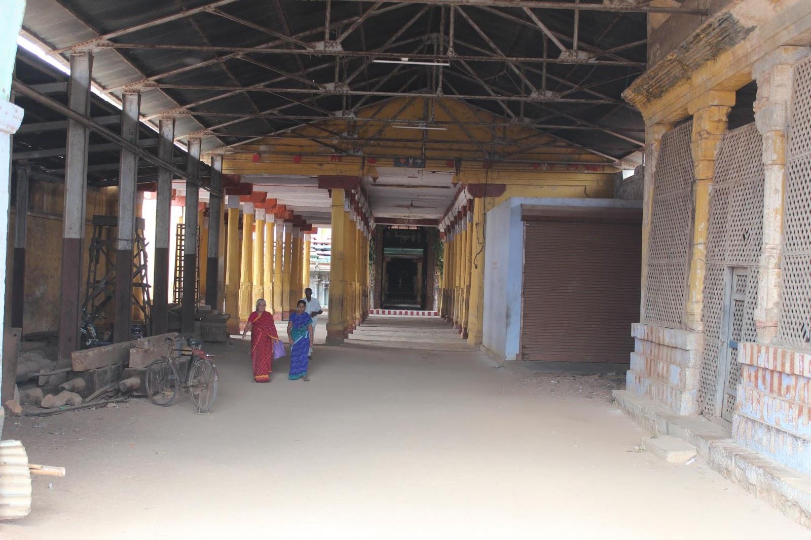 Tamilnadu Tourism: April 2017