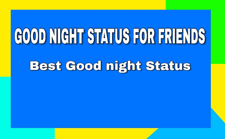 Good_Night_Status_for_Friends