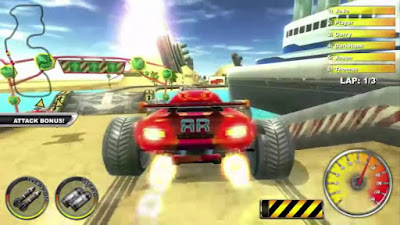 Lethal Brutal Racing Game Free Download For PC