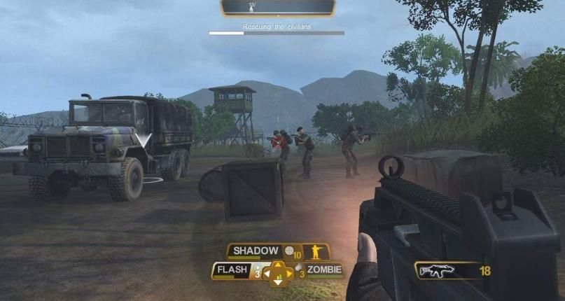 Raven Squad Operation Hidden Dagger PC Full