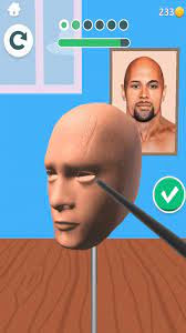 Sculpt People Game App